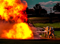 Citizens Energy Firefighting School